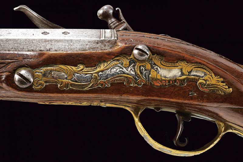 A fine flintlock pistol - Image 7 of 11
