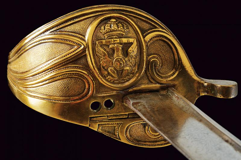 A navy officer's sabre - Image 4 of 6