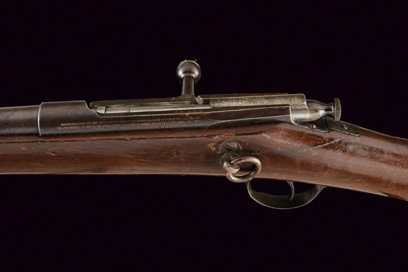A Winchester-Hotchkiss Bolt Action Carbine - Image 4 of 6