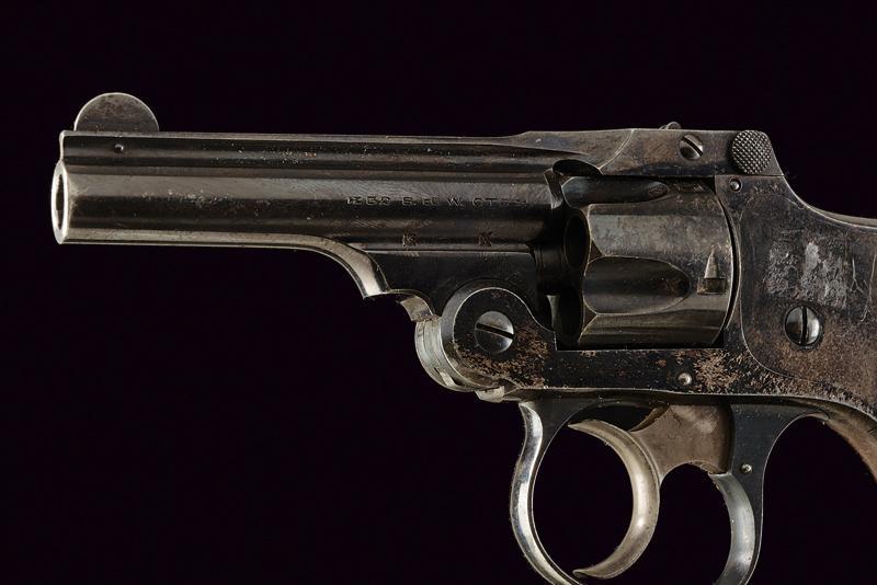 S&W 32 Saftey Model D. A. Revolver - Image 3 of 4