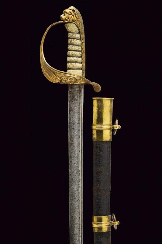 A navy officer's sabre - Image 2 of 6