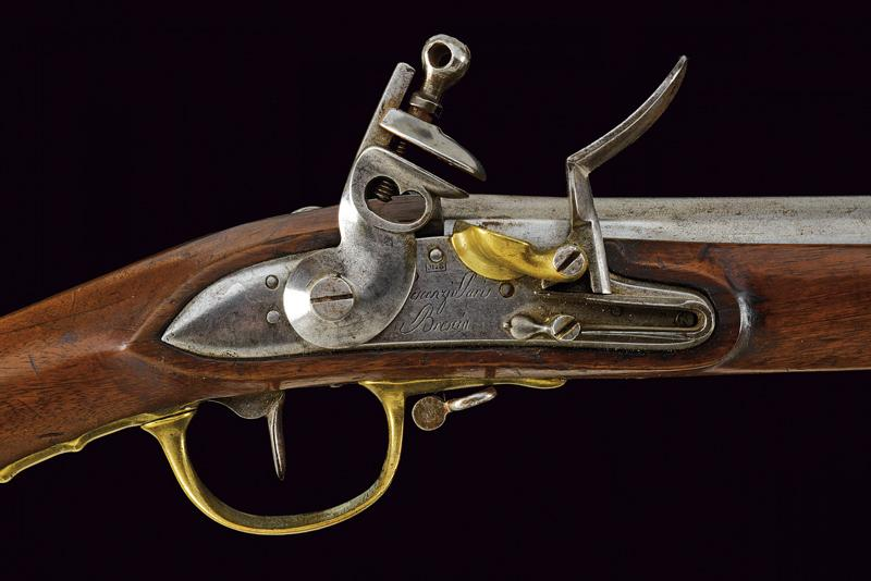 A navy flintlock gun - Image 7 of 11