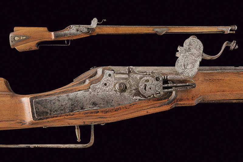 A composite wheel lock gun - Image 9 of 9