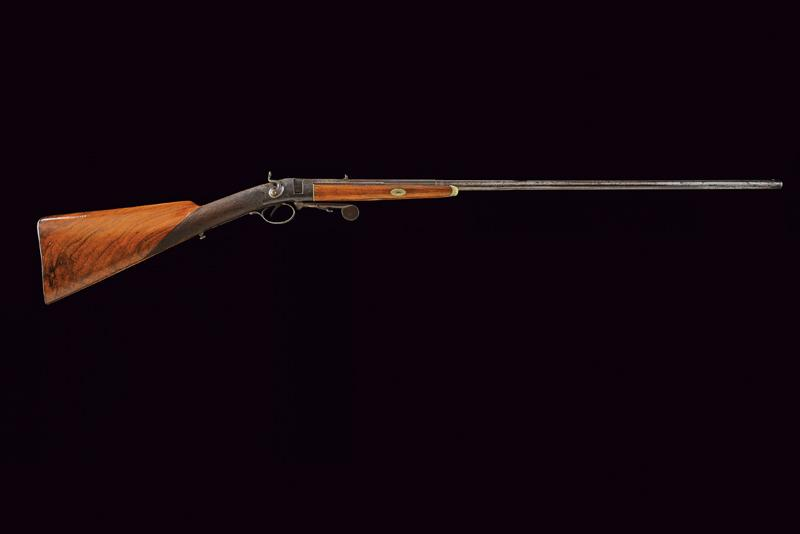 A breech loading carbine by Bentley - Image 9 of 9