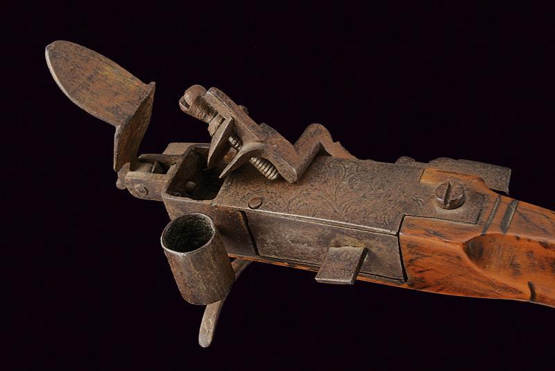 A flintlock lighter - Image 2 of 3