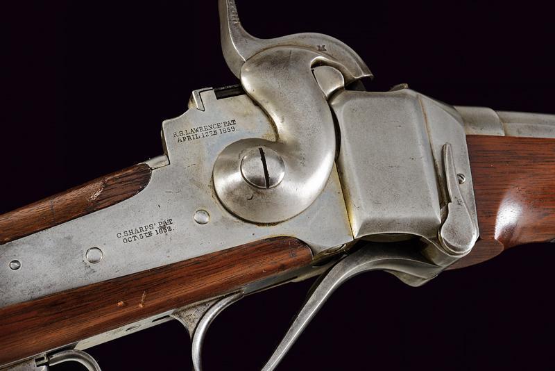 Sharps New Model 1863 Carbine - Image 9 of 12
