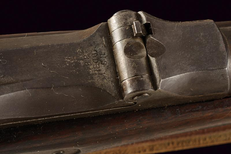 A Gallager percussion Carbine - Image 8 of 10