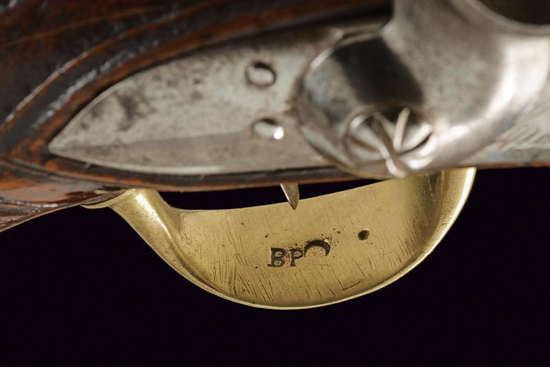 An AN IX flintlock pistol - Image 7 of 9