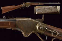 A Spencer Repeating Carbine