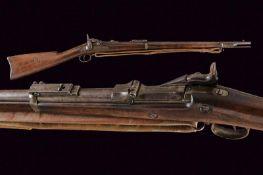 A Model 1884 U.S. 'Trapdoor' Cadet Rifle