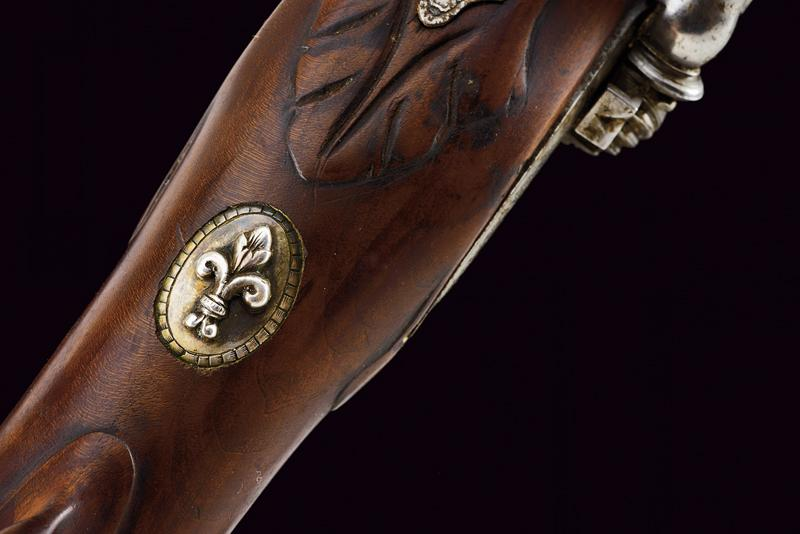 A fine flintlock gun by Gio Mariani - Image 8 of 16
