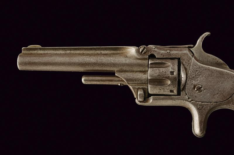 S&W Model No. 1 Third Issue Revolver - Image 2 of 3