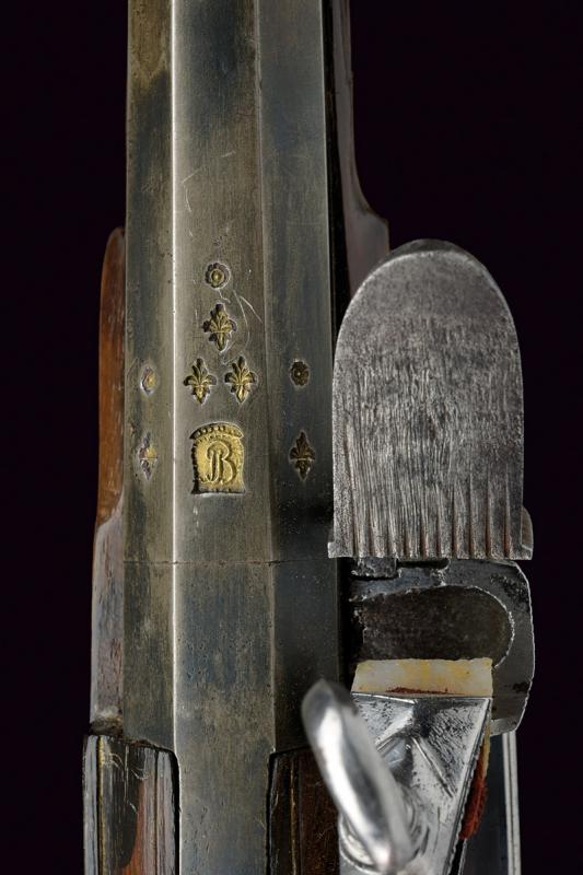 A beautiful miquelet flintlock gun - Image 8 of 10