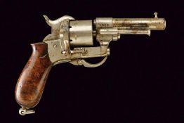 A Devisme revolver with Dumontier System