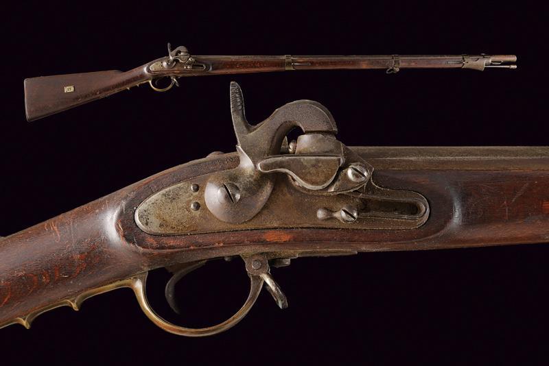 An Augustin system cadet's gun