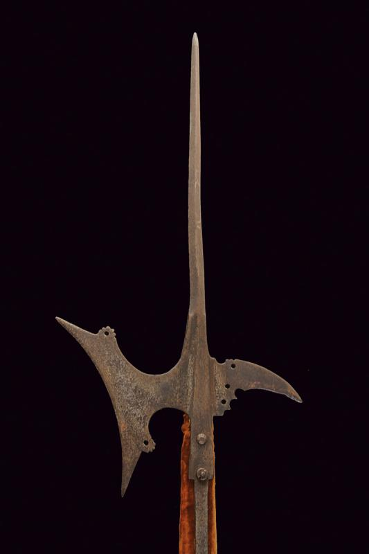 A halberd - Image 3 of 5