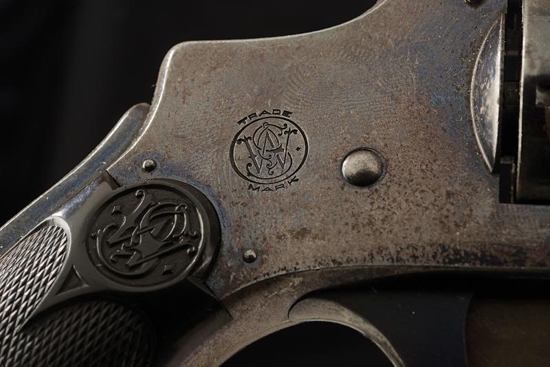 S&W 32 Saftey Model D. A. Revolver - Image 2 of 4