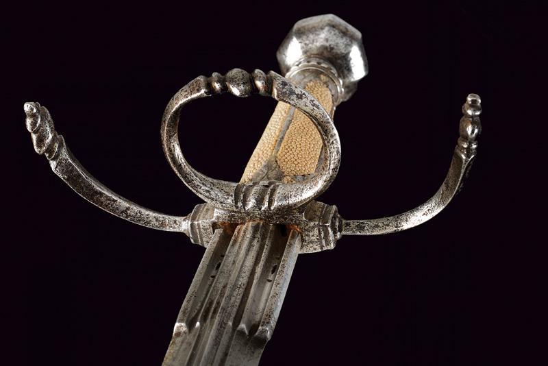 A fine left hand dagger - Image 4 of 9