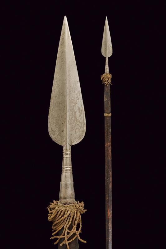 A lance