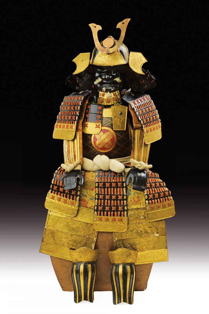A Yoroi model - Image 8 of 9