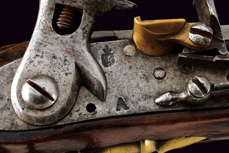 A flintlock pistol - Image 6 of 7