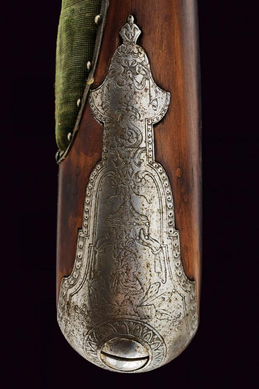 A fine flintlock gun by Gio Mariani - Image 14 of 16