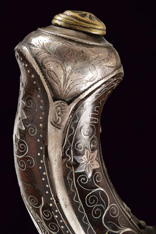 A fine flintlock pistol with silver mounts - Image 3 of 9