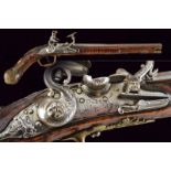 An interesting snaphaunce flintlock pistol