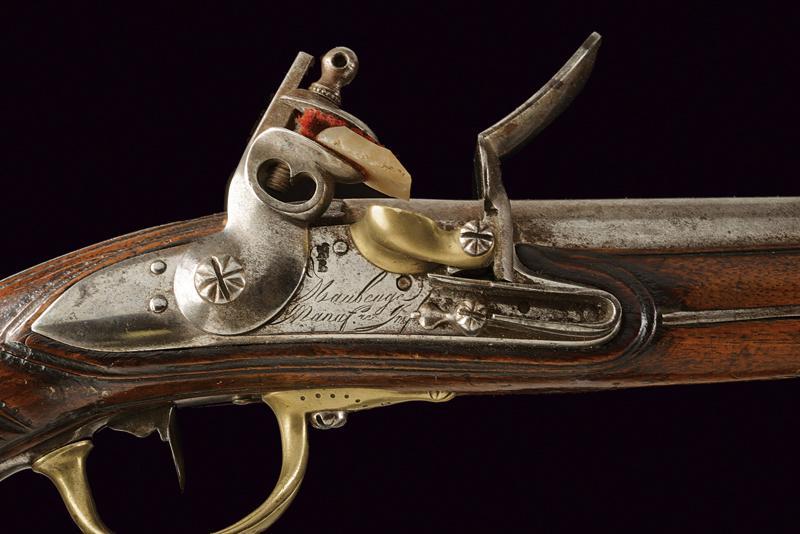 An AN IX flintlock pistol - Image 2 of 9