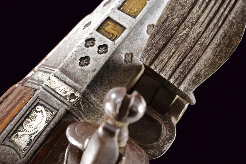 A fine flintlock pistol - Image 8 of 11