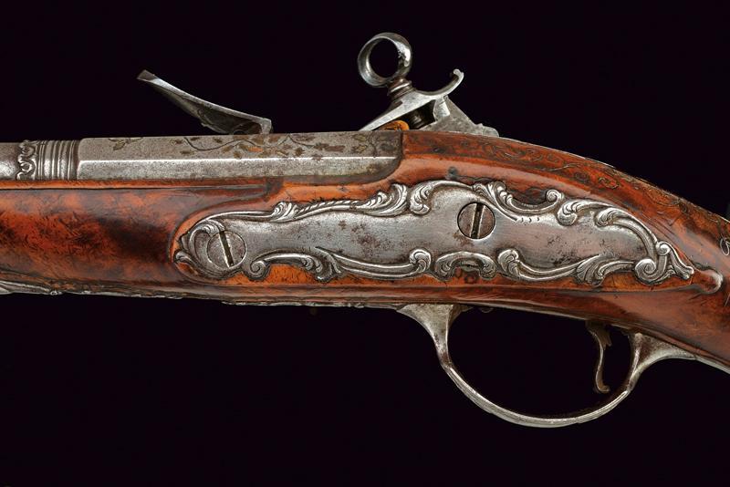 A roman style flintlock pistol - Image 4 of 5