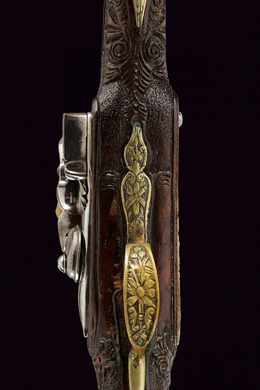 A flintlock pistol - Image 9 of 10