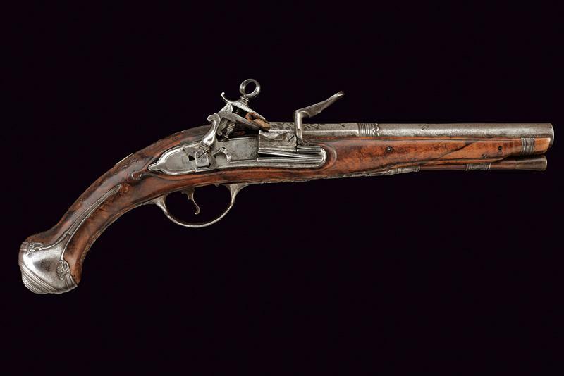 A roman style flintlock pistol - Image 5 of 5