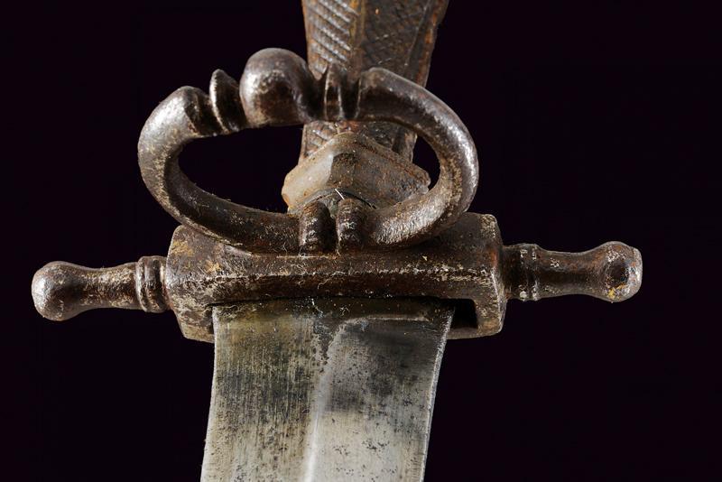 A rare left hand dagger - Image 6 of 7