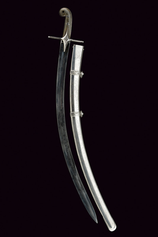 A Mameluk officer's sabre - Image 5 of 5