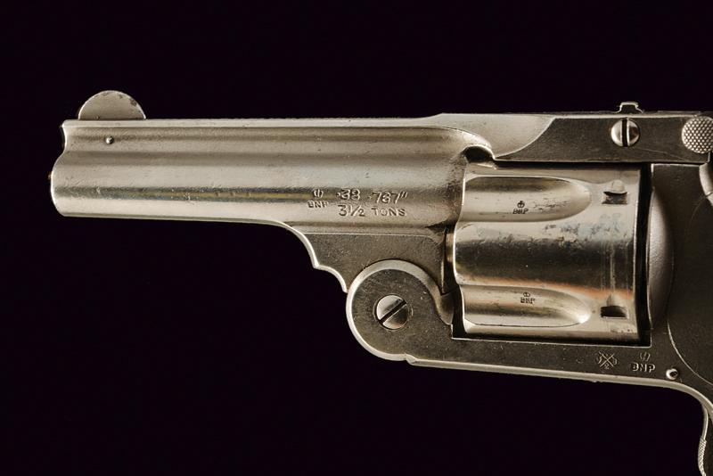 S&W 38 Single Action Second Model Revolver - Image 2 of 3