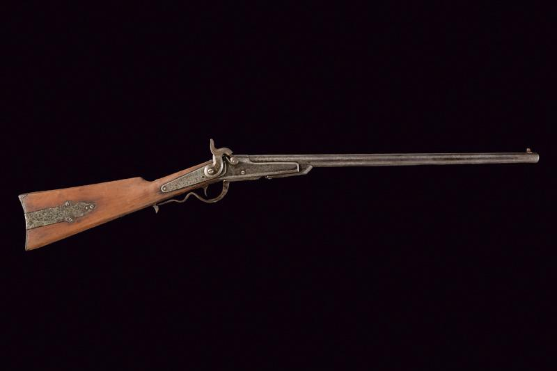 A Gallager percussion Carbine - Image 10 of 10