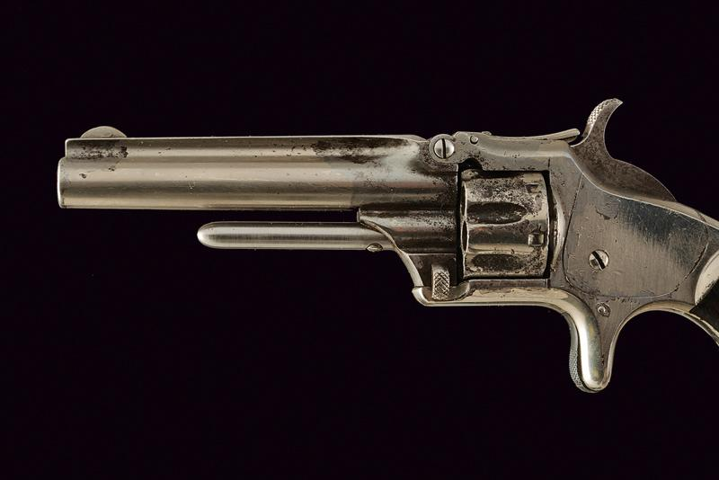 A S&W Model No. 1 Third Issue Revolver - Image 2 of 3
