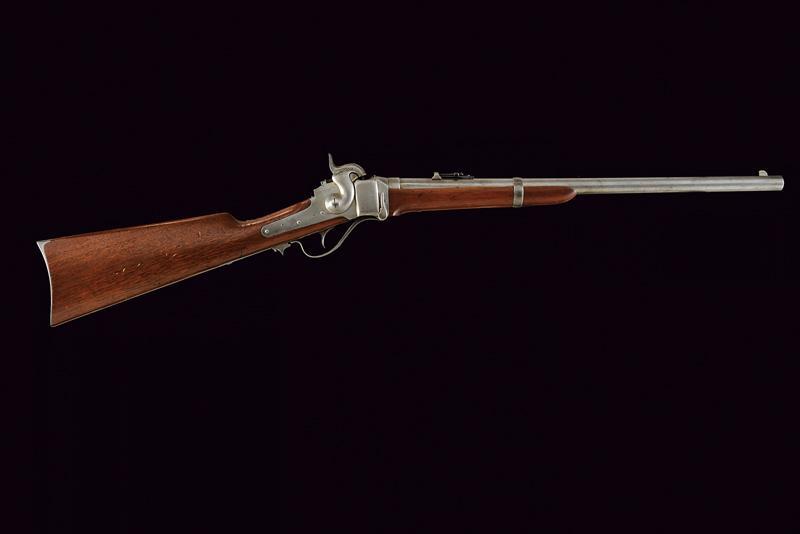 Sharps New Model 1863 Carbine - Image 12 of 12