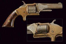 A Manhattan 22 Caliber Pocket Revolver, Second Model