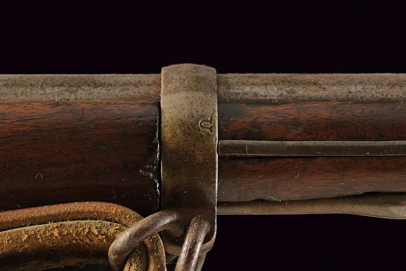 A Gallager percussion Carbine - Image 6 of 10