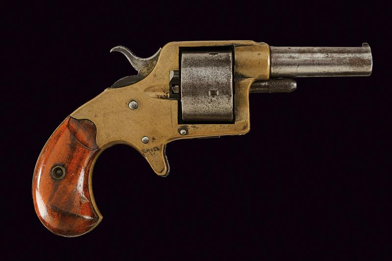 A Colt House Model Revolver