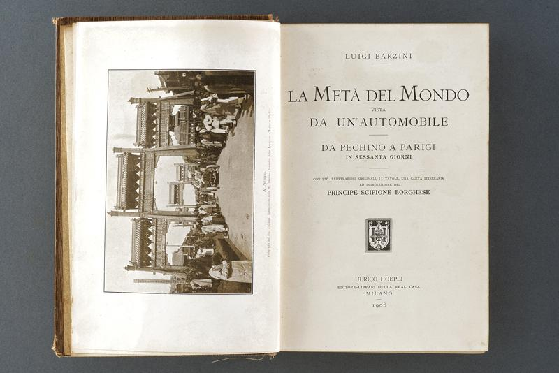 Puccini, Giacomo - stick and book with dedication to his lover - Image 5 of 8