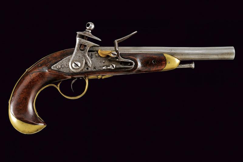 A flintlock pistol - Image 7 of 7