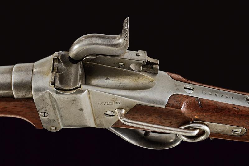 Sharps New Model 1863 Carbine - Image 8 of 12