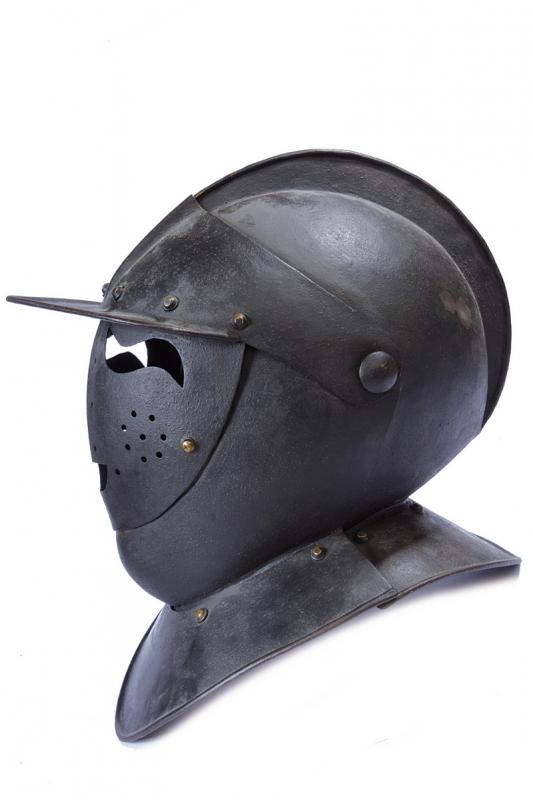 A Savoyard helmet in the 17th century style - Image 2 of 2