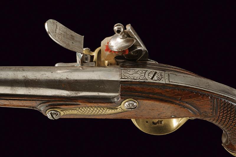 An AN IX flintlock pistol - Image 4 of 9
