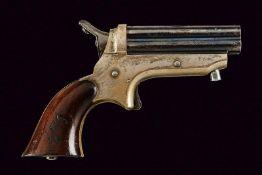 Sharps 4-Shot Pepperbox Pistol, Model 1C