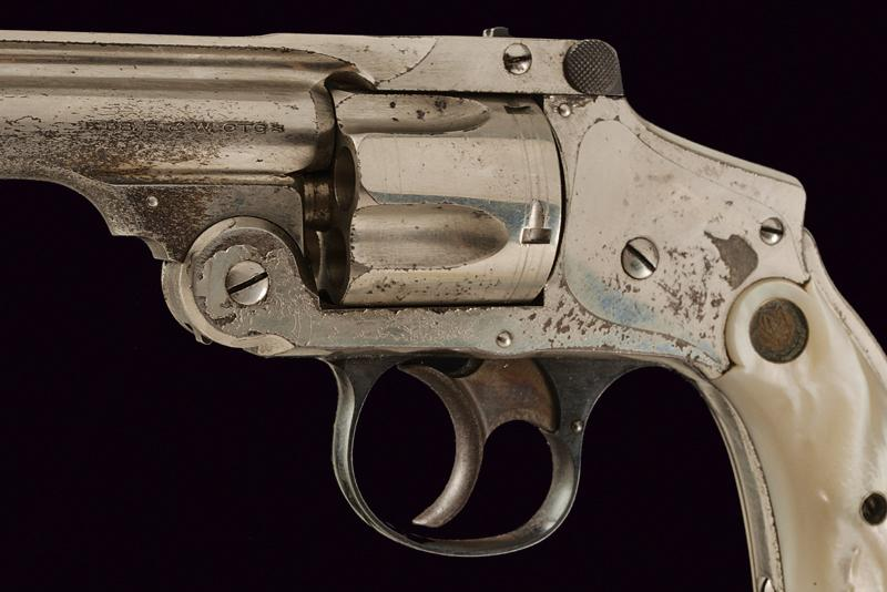 S&W 38 Saftey model D. A. Revolver - Image 2 of 3