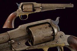 A Remington New Model Army Revolver